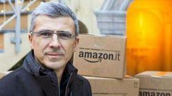 Renzi porta il vicepresidente di Amazon a Palazzo