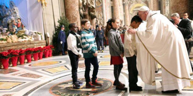 Letterine a Francesco, perché i bambini capiscono il Papa e gli adulti