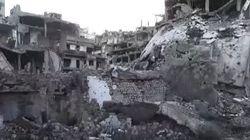 La Siria distrutta: 470mila morti, la metà della popolazione è