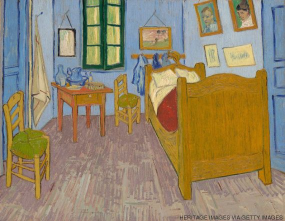 Un museo ha ricreato la stanza di Van Gogh e adesso puoi affittarla come