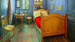 Alloggiare nella stanza di Van Gogh? Si può, è su