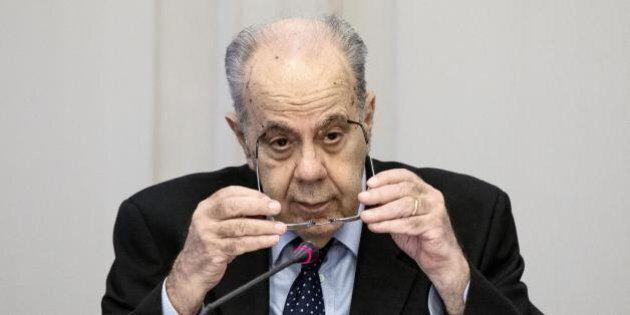 Alessandro Criscuolo si dimette da presidente della Corte costituzionale per motivi