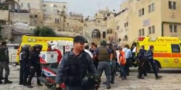 Conflitto Israele-Palestina, a Gerusalemme donna accoltella passanti