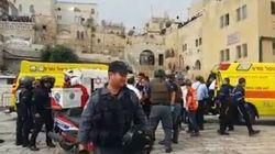 Donna palestinese accoltella ebrei a