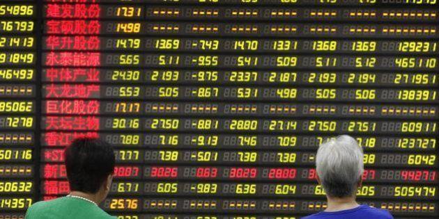 Cina, il Financial Times spiega in 4 grafici perché dobbiamo avere tutti paura della crisi cinese