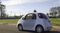 Google Car multata, andava troppo