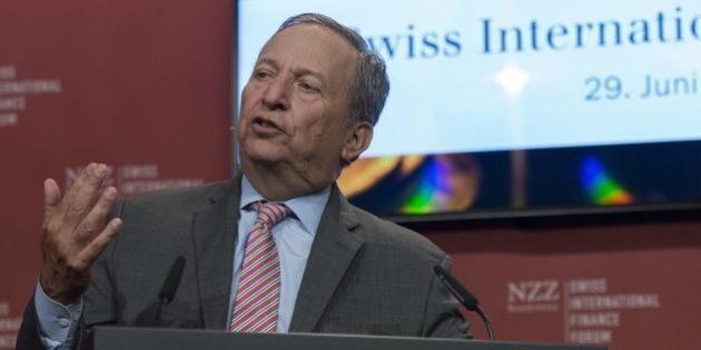 Lawrence Summers: