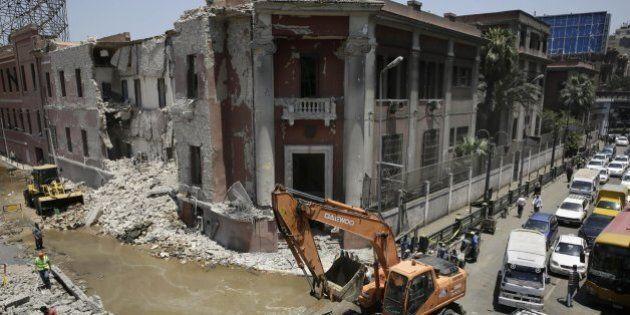 Attentato al consolato italiano al Cairo: cresce l'ipotesi di un avvertimento