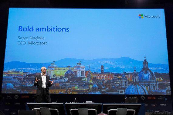Carlo Purassanta, amministratore delegato di Microsoft Italia: