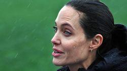 Angelina Jolie tra i profughi in Libano: