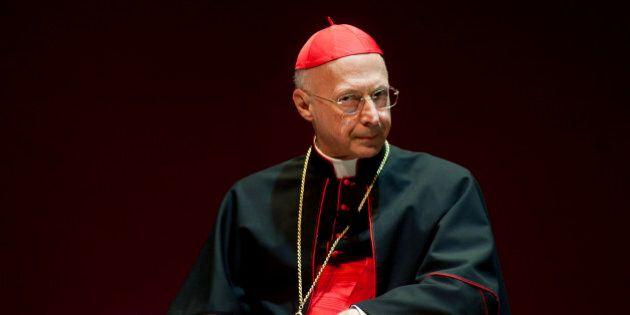 Unioni civili, il cardinale Angelo Bagnasco: