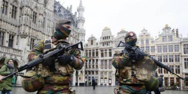 Bruxelles capitale dell'Unione europea, ma anche del