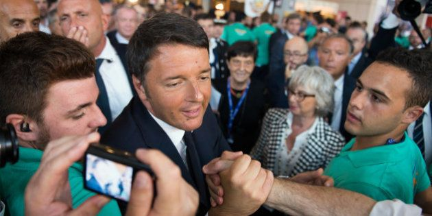 Matteo Renzi al Meeting di Cl: