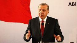 Erdogan vuole inserire giornalisti e politici nella definizione di