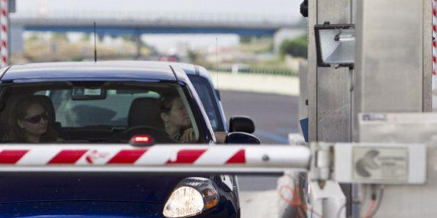 Aumenti tariffe autostradali 2016. I tratti dove scatteranno i maggiori