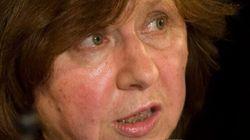 Svjatlana Aleksievic vince il Nobel per la
