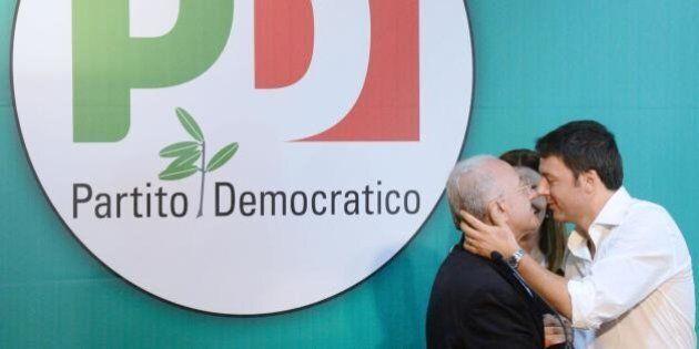 Vincenzo De Luca Matteo Renzi: l'sms della