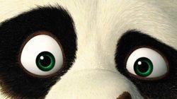 Kung fu Panda, almeno, non ha le ciglia da