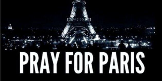 Attacchi Parigi, #PrayForParis: l'ansia e il dolore su Twitter nella notte che ha pugnalato