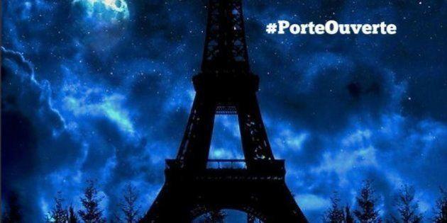 #porteouverte: