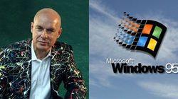 Brian Eno 20 anni fa creava il Microsoft Sound: