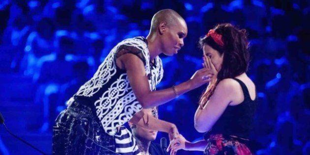 X Factor 9: ai Bootcamp Skin e Mika scelgono i 6 finalisti per i Home visit in una valle di lacrime