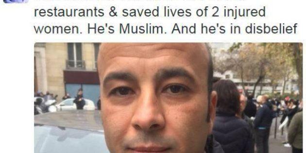 Safer, il cameriere musulmano che ha salvato la vita a due donne a Parigi durante gli attentati: