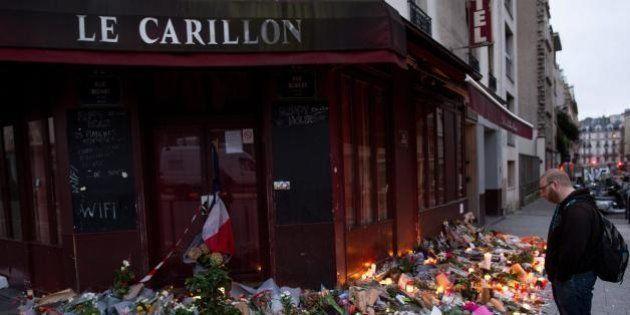 Parigi: i lupi in