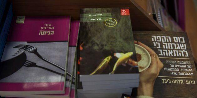 Ebrea ama palestinese, romanzo