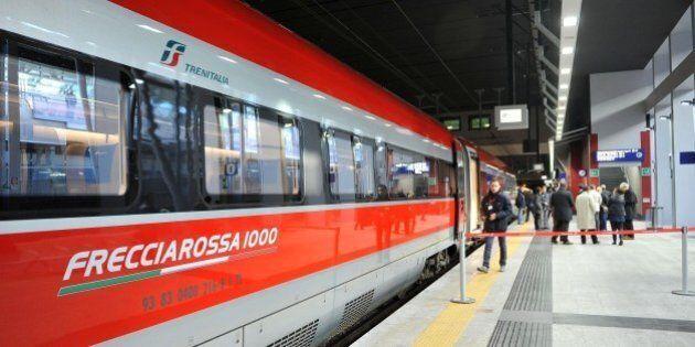 Fs aumenta il prezzo dei treni. Rincaro medio del 2,7% sull'Alta velocità, per Roma-Milano +