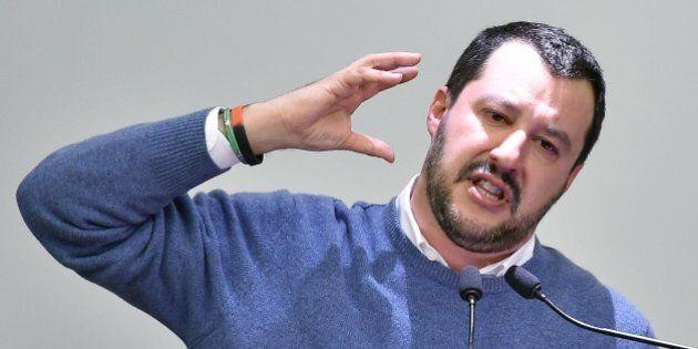 Matteo Salvini per l'unità del centrodestra: