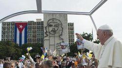 Francesco incontra Kirill e Cuba da isola diventa
