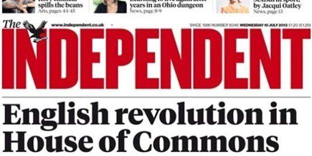 The Independent chiude le rotative: solo online dal 26 marzo. A rischio 100 dipendenti dello storico...