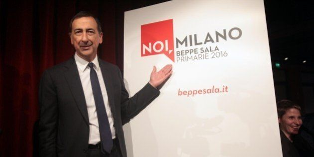 Giuseppe Sala candidato sindaco di Milano:
