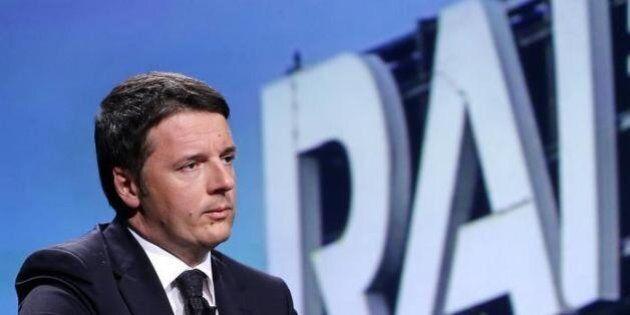 La Rai di Renzi in salsa gasparriana. Come