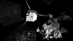 L'addio di Rosetta a