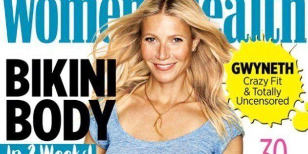 Women's Health, la rivista vieta l'espressione