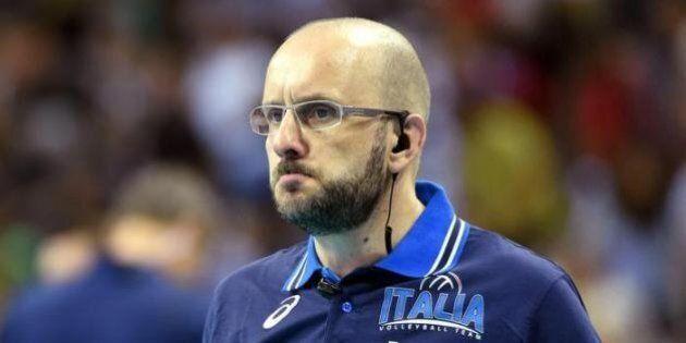 Sogno Mauro Berruto, ct del volley, presidente del