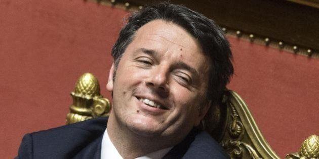 Matteo Renzi su