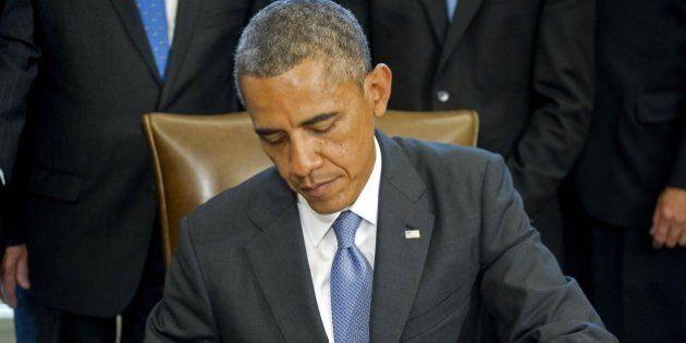 Barack Obama scrive a una signora dell'Avana: