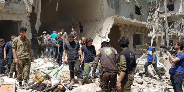L'attacco aereo sull'ospedale di Aleppo è un campanello d'allarme per le Nazioni Unite. È ora di