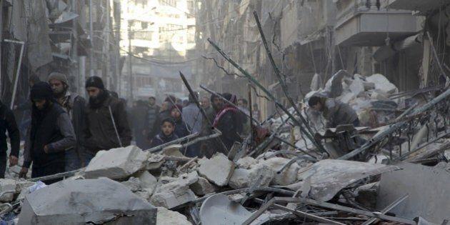 Usa, Ue, Russia, Turchia, Arabia: in Siria tanti interessi, nessuna