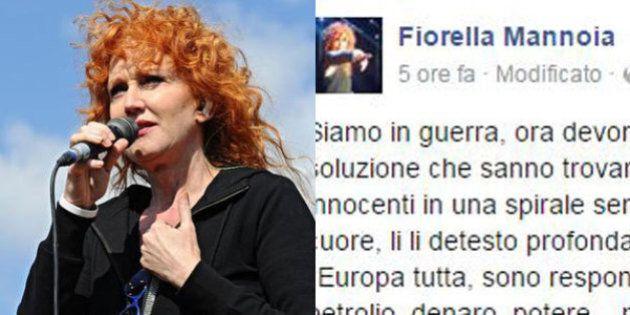 Fiorella Mannoia: