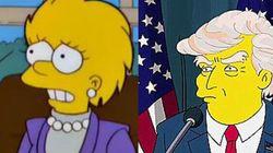 Lisa sapeva tutto: già nel 2000 riparava i danni di Trump