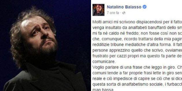 Natalino Balasso: