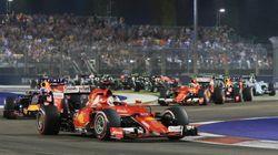 La Ferrari viaggia verso Wall