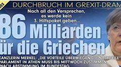 Crisi Greca. Dieci anni fa, dov'era