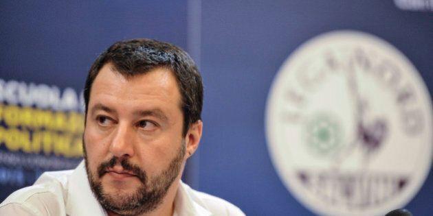 Matteo Salvini fa il pieno di presenze televisive. Ma sul territorio le sue truppe sono poche e poco