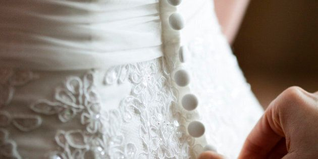 Sweden, Buttoning up Wedding