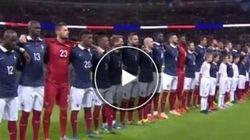 A Wembley tutto lo stadio canta la Marsigliese prima di Inghilterra-Francia